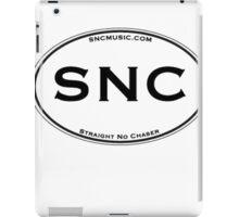 Straight No Chaser iPad Case/Skin
