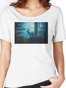 Blue Forest Women's Relaxed Fit T-Shirt