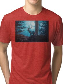 Blue Forest Tri-blend T-Shirt