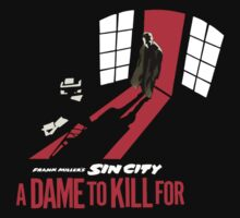 A Dame To Kill For by bekemdesign