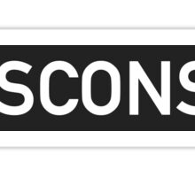 Wisconsin C Sticker