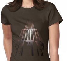 City Building Womens Fitted T-Shirt