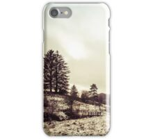 West Highlands Snow iPhone Case/Skin