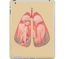 Between Two Lungs iPad Case/Skin