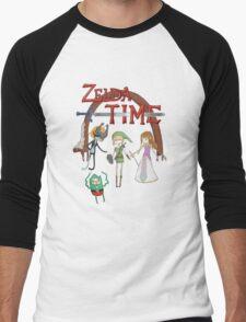 Zelda Time Men's Baseball ¾ T-Shirt