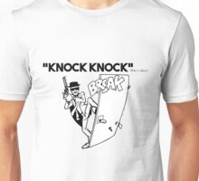 Knock Knock - Walter White Unisex T-Shirt