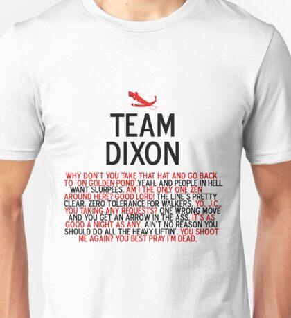 Team Dixon Unisex T-Shirt