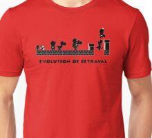 Evolution of Betrayal Unisex T-Shirt