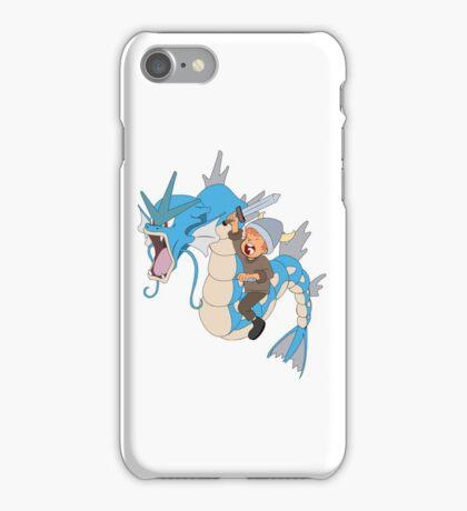 Gyarados pokemon iPhone Case/Skin
