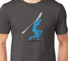Atlas Spooned Unisex T-Shirt
