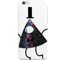 Bill Cipher (Space) iPhone Case/Skin