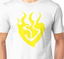 burning heart (Yang Xiao Long) Unisex T-Shirt