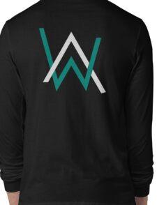 ALAN WALKER SIMPLE Long Sleeve T-Shirt