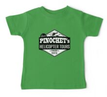 Pinochet's Helicopter Tours Baby Tee