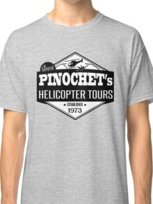 Pinochet's Helicopter Tours Classic T-Shirt