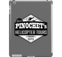 Pinochet's Helicopter Tours iPad Case/Skin
