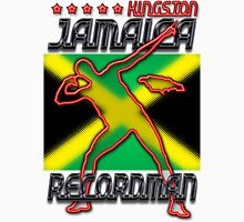 Jamaica Kingston Recordman Unisex T-Shirt