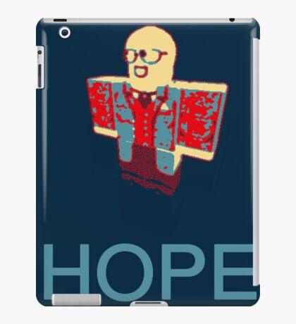 Tapwater's Hope Parody Slogan iPad Case/Skin