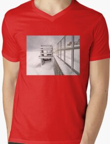 Snow Whites Mens V-Neck T-Shirt
