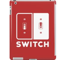 The Switch iPad Case/Skin