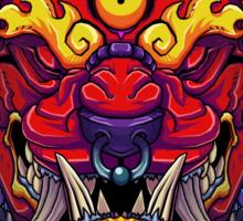 FU DAWG Sticker