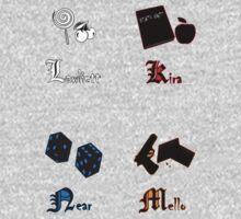 Death Note(Main) Kids Clothes