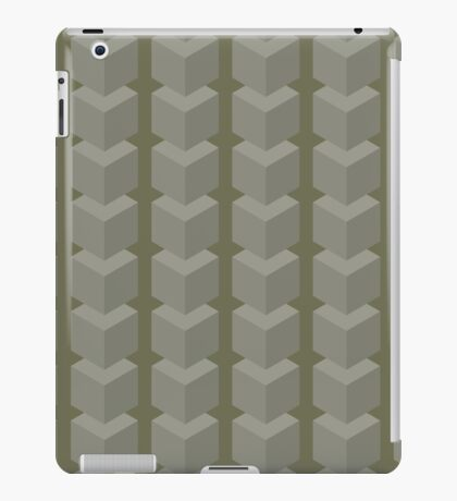 Stacked Cubes iPad Case/Skin