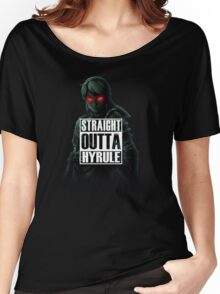 Straight Outta Hyrule Women's Relaxed Fit T-Shirt