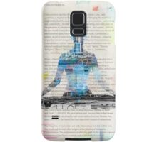 Lesson one, Concentration Yoga Samsung Galaxy Case/Skin