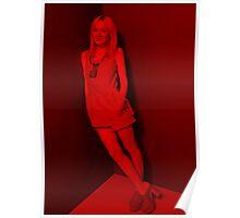 Dakota Fanning - Celebrity (Stylish Pose) Poster