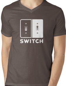 The Switch Mens V-Neck T-Shirt