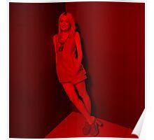 Dakota Fanning - Celebrity (Square) Poster
