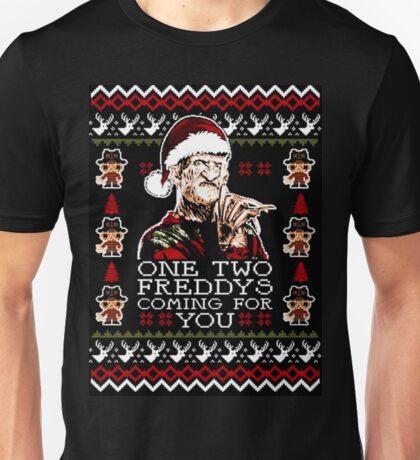 Santa Freddy Unisex T-Shirt
