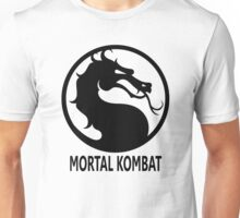 Mortal Kombat - Matrial Art - Dragon Unisex T-Shirt