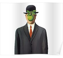 MAGRITTE Poster