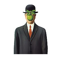 MAGRITTE Photographic Print