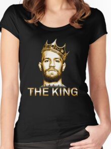 The King McGregor Women's Fitted Scoop T-Shirt
