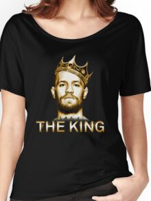The King McGregor Women's Relaxed Fit T-Shirt