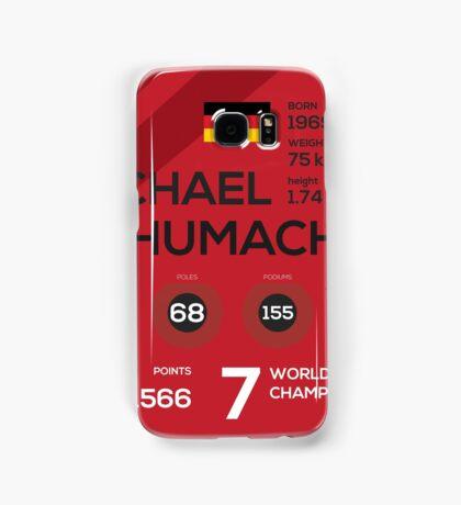 Michael Schumacher Samsung Galaxy Case/Skin