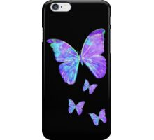 Purple Butterflies by Jan Marvin iPhone Case/Skin
