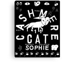 Cashmere Cat, Sophie / San Francisco Tour Canvas Print