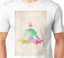 Yoga OLD BOOK Unisex T-Shirt
