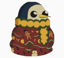 Christmas Gunter - Adventure Time  Kids Tee