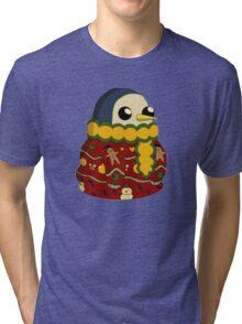 Christmas Gunter - Adventure Time  Tri-blend T-Shirt