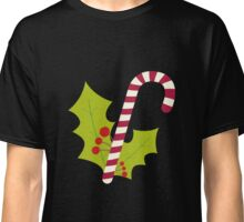 Candy cane Christmas Classic T-Shirt