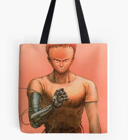 Tetsuo Shima brazo Tote Bag