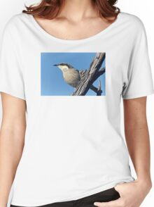 Singing Honeyeater Women's Relaxed Fit T-Shirt