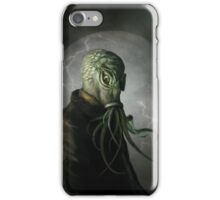 Whispers From the Abyss  1 iPhone Case/Skin