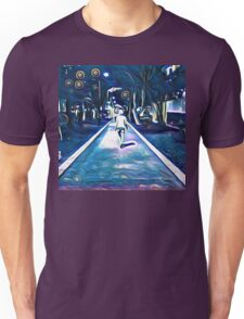 Late Night Stroll Unisex T-Shirt