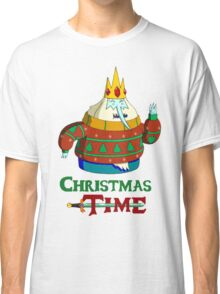 Christmas Ice King - Adventure Time Classic T-Shirt